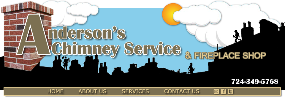 Anderson S Chimney Service Amp Fireplace Shop Home